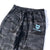 BRGD Sweat Pants - Black Camo/Baby Blue