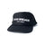 BB Word Mark Trucker Hat - Black/Black