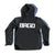 Brgd Classic Logo Mountain Jacket - Black/Off White
