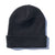 Shield Logo Knit Cap - Black