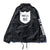 KIX BRGD Coach Jacket - Black/White