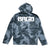 Lake Camo UV Cut Zip Hoodie - Lake Camo Green