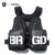 Pazdesign × BASS BRIGADE OKAPPARI FLOAT VEST - Black