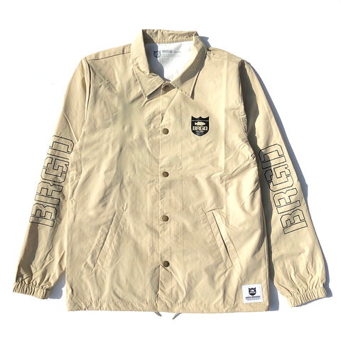 BRGD Riders Coaches Jacket - Sand
