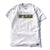 Strike Hard Strike Fast Box Tee - White
