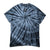 Shield Tie Dye Tee - Black