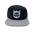 Shield Logo Trucker Hat - Grey/Black