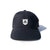 Small Shield Logo Dry Cap - Black