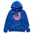 Stars and Stripes Shield Hoodie - Royal Blue
