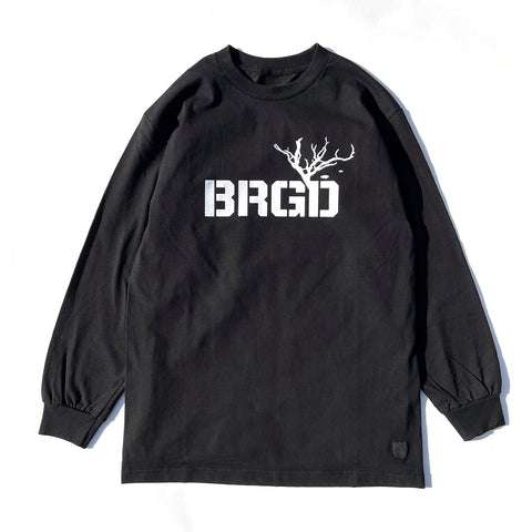 Structure BRGD L/S Tee - Black