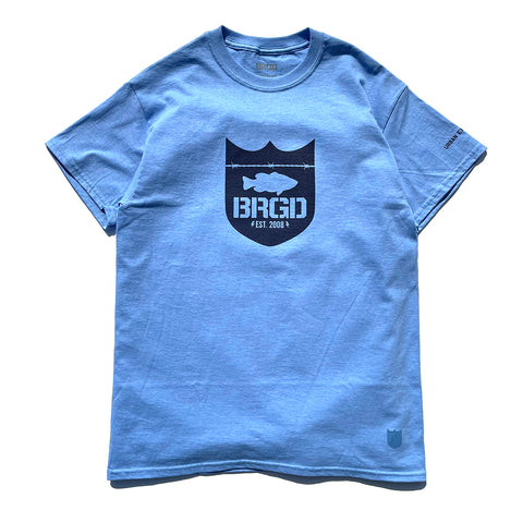 Urban Explorer Tee - Carolina Blue/Navy