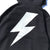 Wired Bolt Hoodie - Black/White