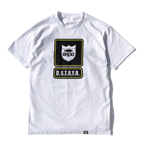 Bootcamp Tee - White