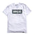 Box Brgd Carbon Camo Tee - White