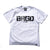 Lake Camo Brgd Logo Tee - White/Lake Camo Black