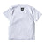 Box Brgd Tee - White/Black