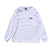 BB Word Mark L/S Tee #2 - White