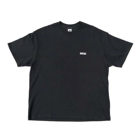 BB Word Mark Tee #2 - Black