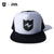 ZPI × BRGD Shield Logo Trucker Hat - Black/White