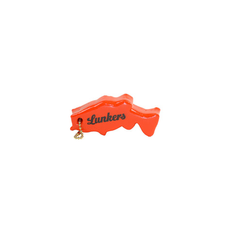 Lunkers Key Float - Orange