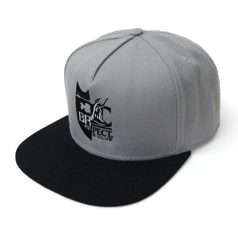 Brotherhood Cap - Grey/Black