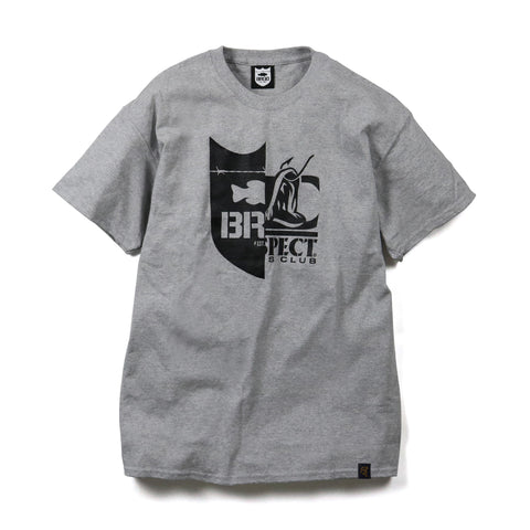 Brotherhood Tee - Grey/Black