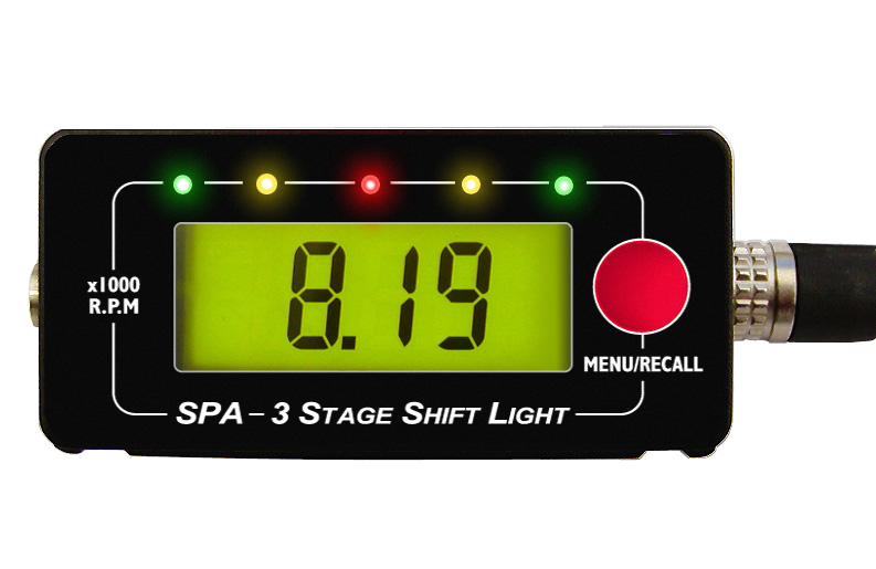 SPA Technique SPA 3 Stage Sequential Shift Light System