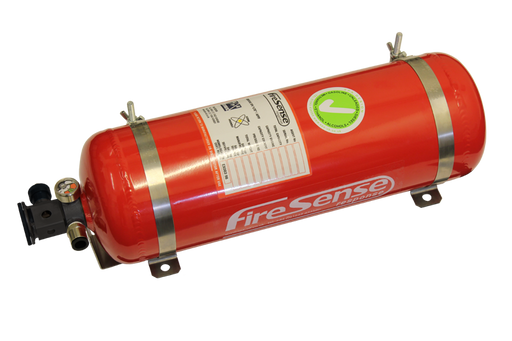 SPA Technique FireSense 3.375 Litre Alloy Electrical Slimline FEX System