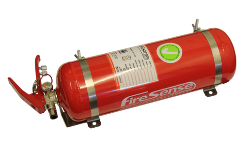 SPA Technique FireSense 3.375 Litre Alloy Mechanical Lever Valve Slimline FEX System