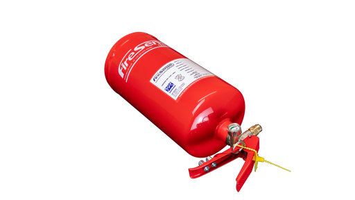 SPA FireSense 4.0 Litre Steel Mechanical Level Fire Extinguisher