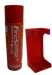 SPA Technique FireSense+ 400ml Cannister Handheld Fire Extinguisher (with Mounting Bracket)