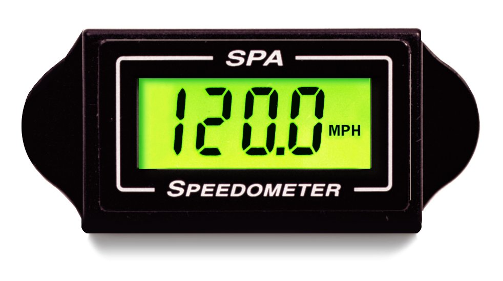 SPA Technique Digital Speedometer