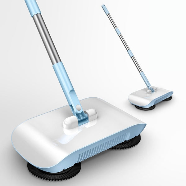 Broom Robot Vacuum Cleaner