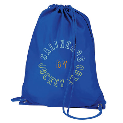 Jockey Club Salineros By Jockey Club Water Resistant Sports Gymsac Drawstring Day Bag-Jockey Club Salinas Ibiza Store
