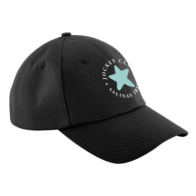 Jockey Club Salinas Ibiza Star Front And Back Print Classic Baseball Cap-Jockey Club Salinas Ibiza Store