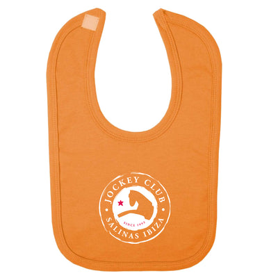 Jockey Club White Badge Velcro Bib-Jockey Club Salinas Ibiza Store