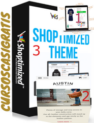 3 THEMES PREMIUM SHOPIFY (BOOSTERTHEME, RETINA, SHOPTIMIZED)
