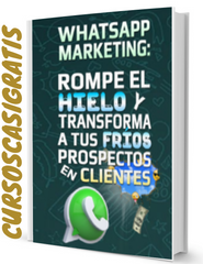 Whatsapp Marketing Rompe el Hielo