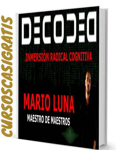 DECODED INMERSION RADICAL (MARIO LUNA)