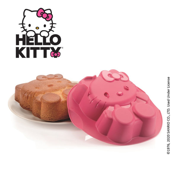 Hello Kitty Molde de Silicona