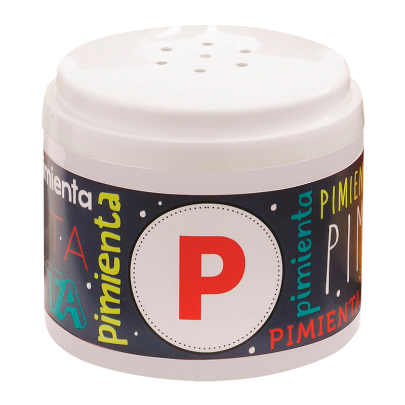 Pimentero 50 g Decorados