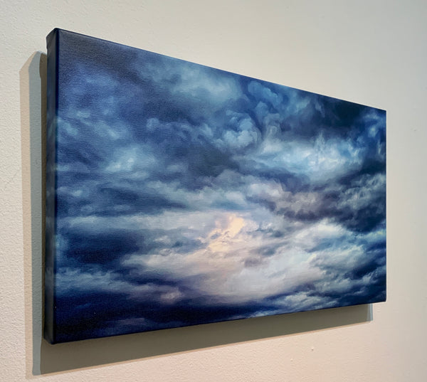 Moody Skies Photograph on Canvas