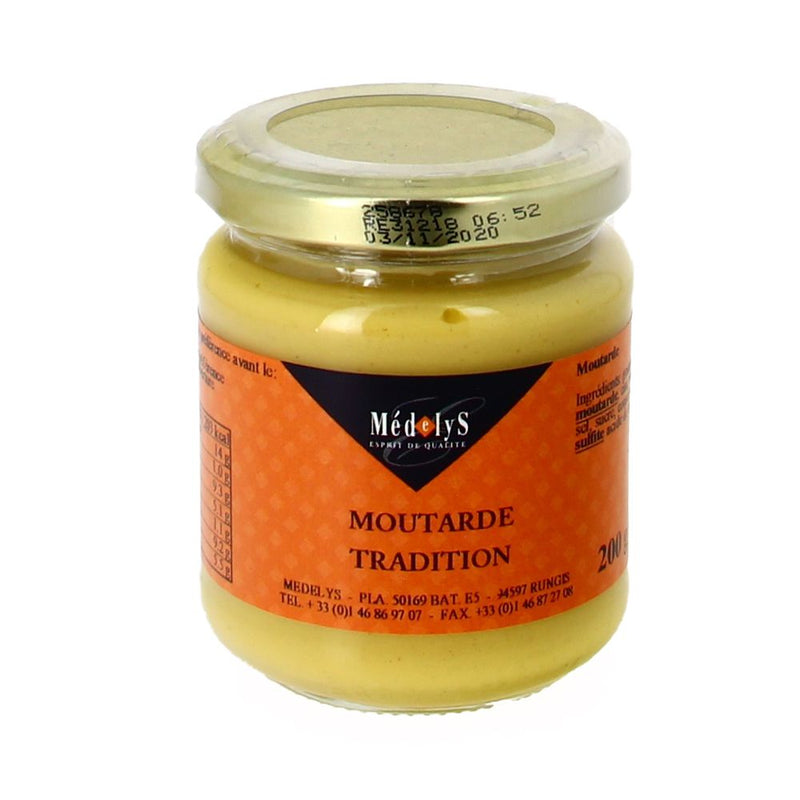 Moutarde tradition - 200g