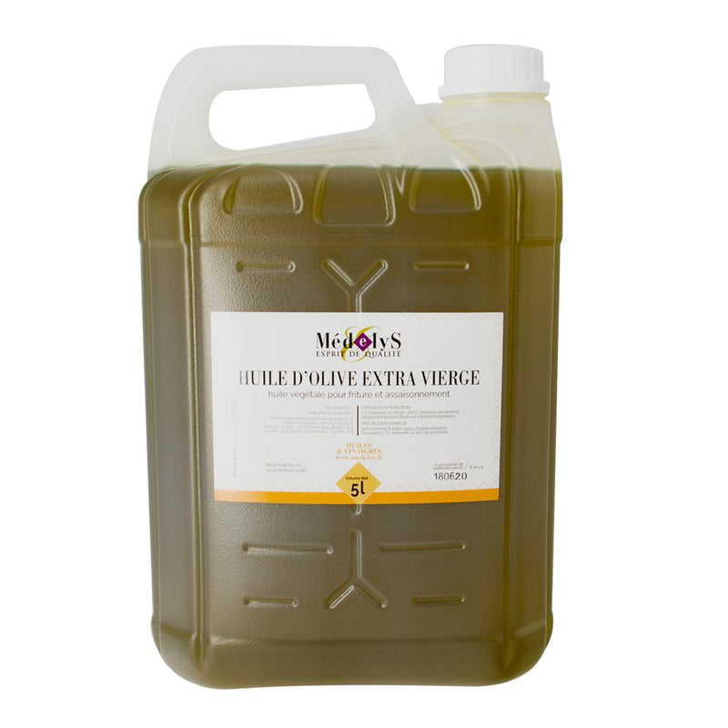 Huile olive extra-vierge - 5l