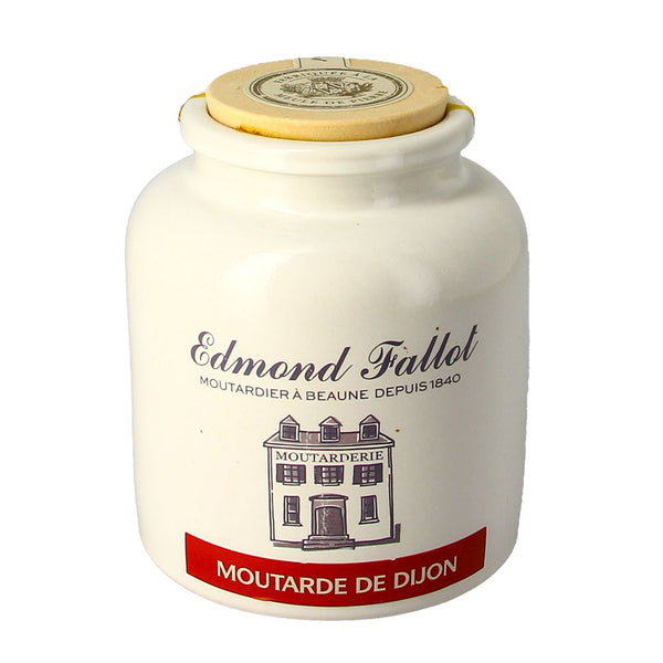 Moutarde de Dijon pot en grés - 500g