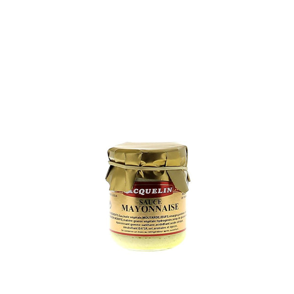 Mayonnaise naturelle 21cl -180g