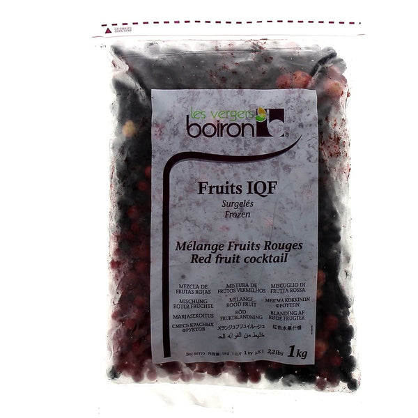 Mélange de fruits rouges - 1kg