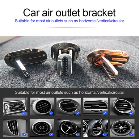 Multi-purpose Car Finger Ring