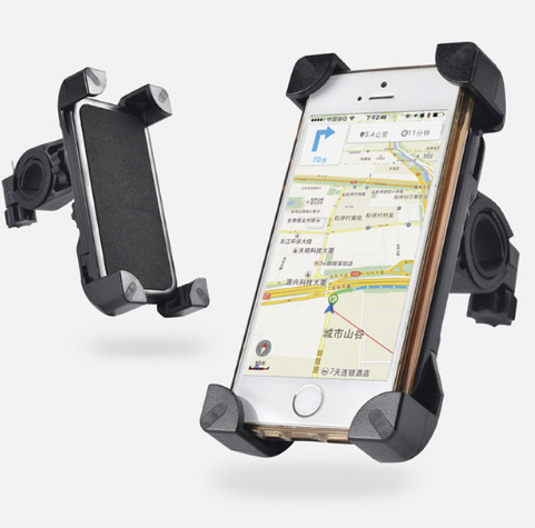 Phone Holder For Bike 360 Degree Adjustable Phone Holder