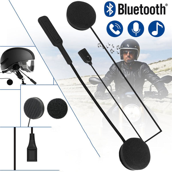 Motorcycle Wireless Helmet Earphone